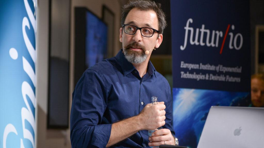 Maurice Conti Futurio Institute