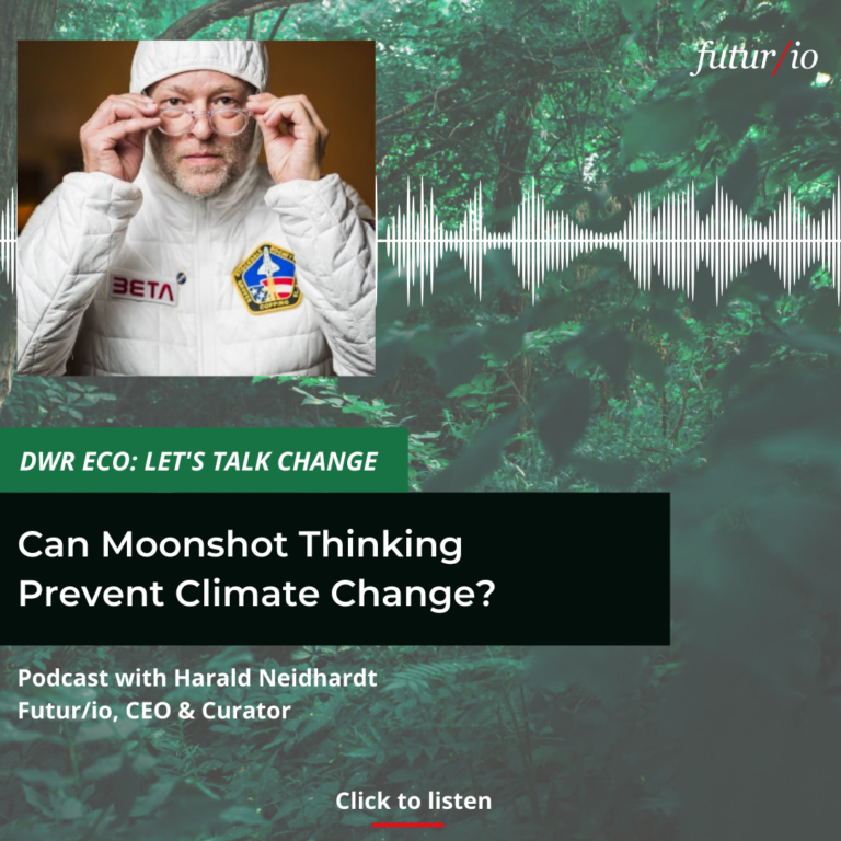 Can moonshot thinking prevent climate change 1